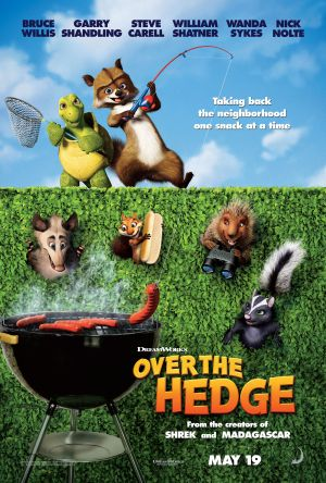 Over The Hedge / ტყის საძმო [2006/GEO]